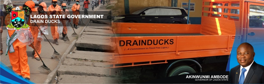 Lagos State Drain Ducks – Lagos State Government